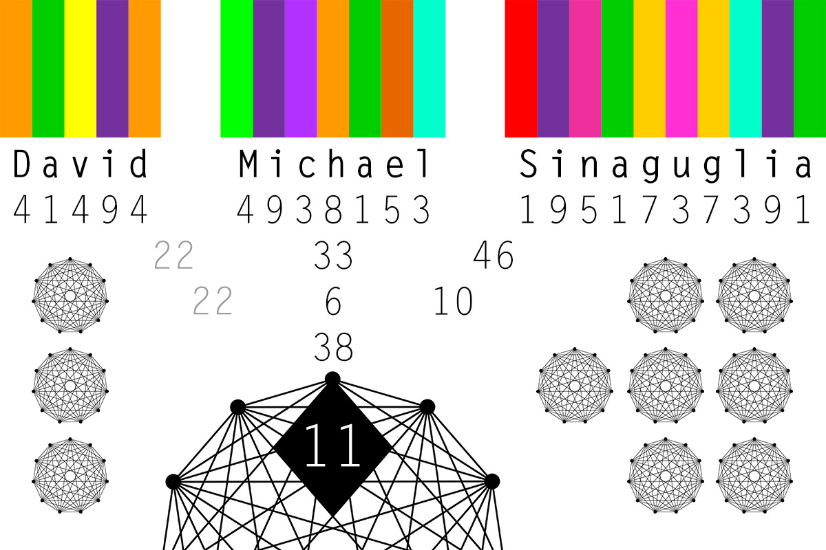 david michael sinaguglia numerology