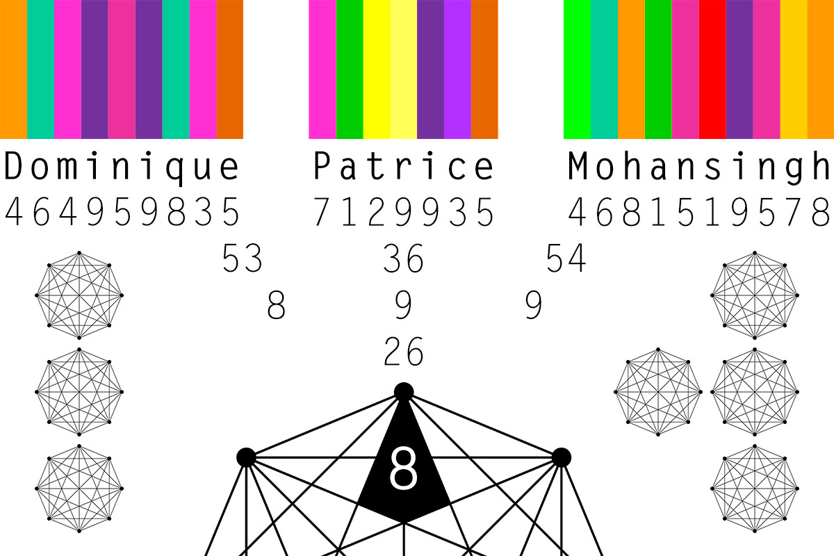 dominique patrice mohansingh numerology